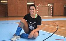 Nuria Andreu: «Me sentía frustrada porque mi cuerpo no respondía»