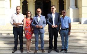 Ciudadanos exige a De la Torre que «dé carpetazo» al contrato de Limasa, que «cuesta ya a cada malagueño 173 euros al año»