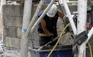 La construcción crea 10.000 empleos en un año en la provincia de Málaga