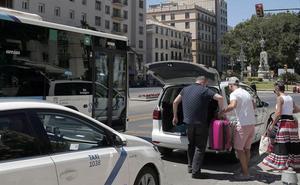 Las tarifas del taxi de Málaga subirán un 1,46% en 2019 tras cuatro años congeladas