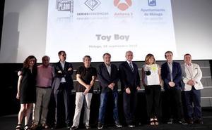 El malagueño Jesús Mosquera será 'Toy Boy' en la nueva serie de Antena 3