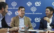 Moreno pide a Díaz explicaciones sobre el juicio al presidente de la Diputación de Huelva