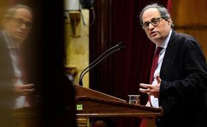 Torra desafía a Borrell reabriendo las embajadas