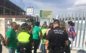 La Junta garantiza la seguridad de las aulas prefabricadas junto a las obras del cuarto instituto de Rincón de la Victoria