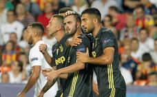 Mucha Champions para este Valencia