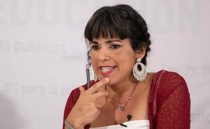 Teresa Rodríguez anuncia que encabezará la lista de Málaga a las elecciones andaluzas