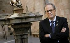Cataluña regresa al orden autonómico