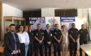 La Policía Nacional muestra su cara más solidaria en los actos por su festividad