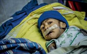 El espanto de los hospitales de Maduro