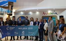 Málaga aprovechará ser sede de la Seatrade Cruise Med 2020 para promocionar sus atractivos