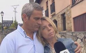 Los padres de la joven Celia Barquín, desolados: «¡Qué mala suerte ha tenido la pobre!»