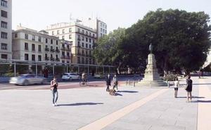 La Junta y el Ayuntamiento de Málaga no llegan a un acuerdo sobre la peatonalización del lateral norte de la Alameda Principal