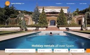 Crecen un 185% las reservas en la plataforma española de alquiler vacacional Spain Holiday.com con sede en Málaga