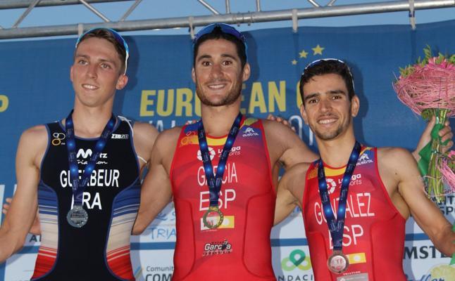 El triatleta malagueño Ignacio González disputará en octubre el Europeo sub-23 en Israel