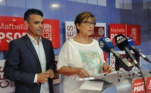 El PSOE hace hincapié en que hay 100 profesores más en Marbella