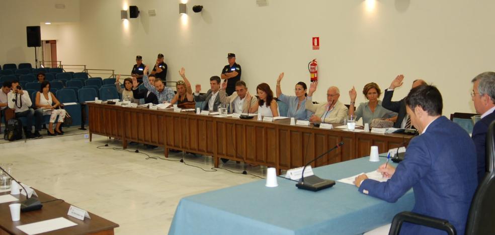 El Ayuntamiento de Estepona pide autorización a Fomento para hacer el acceso de la A-7