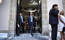 Urkullu busca un pacto estatutario «plural», pero el PNV prefiere a Bildu
