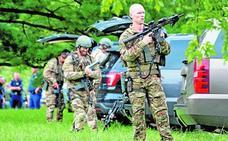 Cuatro muertos durante un tiroteo en Maryland