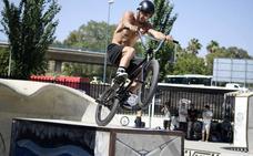 La Vans BMX Pro Cup premia a los 'riders' locales