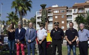 Torre del Mar homenajea al almirante español Blas de Lezo