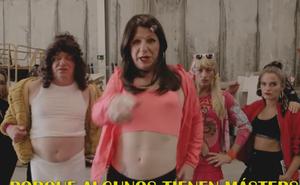 La parodia de Los Morancos sobre los másteres a ritmo del 'Malamente' de Rosalía