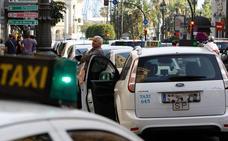 Abierto el plazo para ser taxista en Málaga