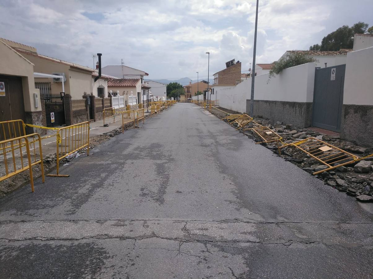 Santa Rosalía-Maqueda: ¿Qué va a pasar con las obras?