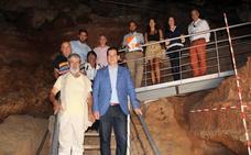 Ciudadanos denuncia el abandono de la Cueva de la Araña