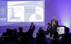 Expertos internacionales debaten en Málaga sobre el aeropuerto del futuro