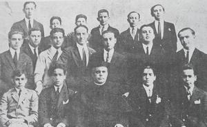 El colegio San Agustín cumple un siglo en Málaga