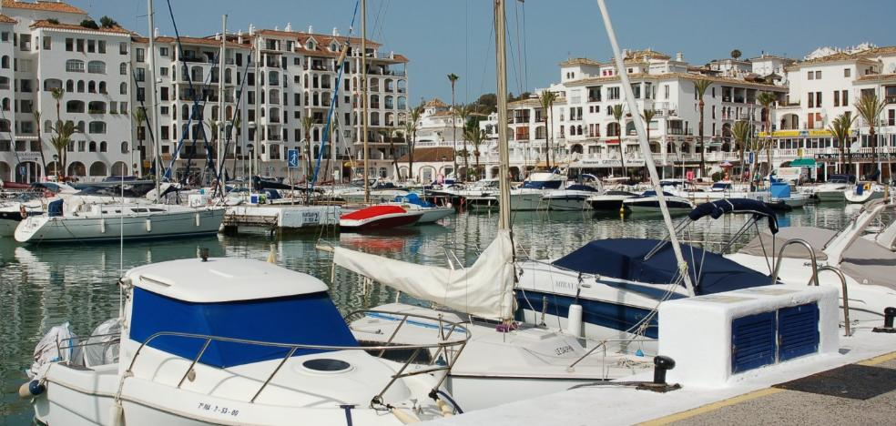 El puerto de La Duquesa roza casi el lleno en verano con un 92% de ocupación