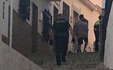 Detenido un vecino de Algarrobo por su presunta implicación en la muerte violenta de un vigilante municipal