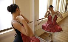 La malagueña Irene Estévez llega a la escuela de ballet del Teatro Bolshói de Moscú
