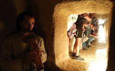 Desvelan el significado de la penumbra de la entrada al dolmen de Viera en Antequera