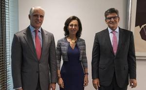 Santander ficha a un banquero de UBS para tomar las riendas del banco