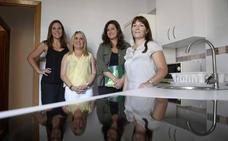 Alcer reforma el piso que aloja a pacientes renales mientras reciben tratamiento en Málaga