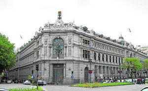 El Banco de España modera la previsión de crecimiento de la economía hasta 2020