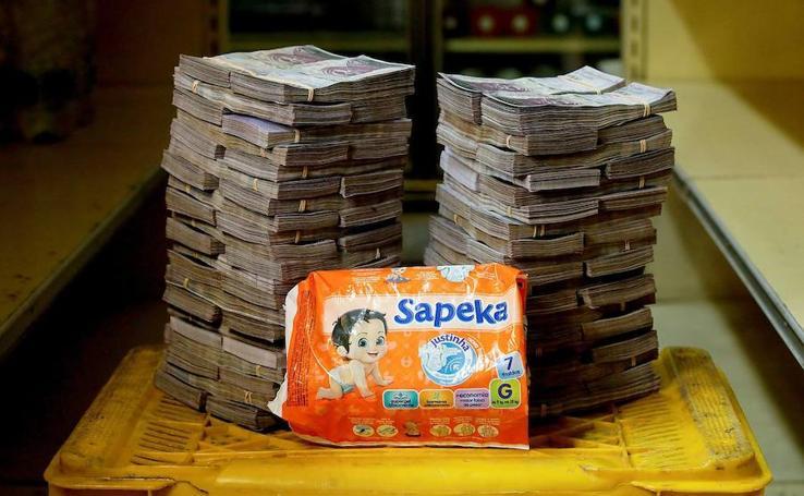 El peso del dinero