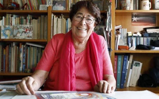 María Rius./Efe