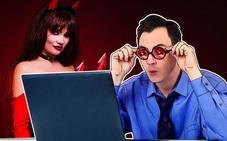 El mail que te amenaza con un vídeo tuyo consumiendo pornografía