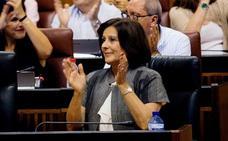 Susana Díaz saca adelante la Ley de Igualdad con el voto de la derecha