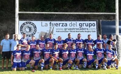 El Trocadero Marbella de rugby comienza la campaña con dos triunfos