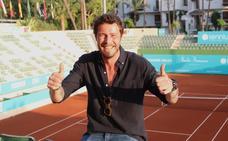 Safin ya está en Marbella para la Senior Masters Cup que comienza mañana