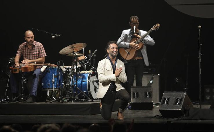 Jorge Drexler pone el 'sold out' en el Teatro Cervantes