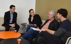 Antonio Asencio, de los discursos para Zapatero a los guiones de 'thriller'