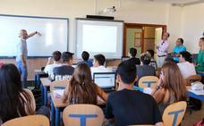 La banda ancha ultrarrápida llegará a todos los centros escolares de Málaga