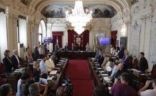 El alcalde se apoya en Málaga Ahora, Málaga para la Gente y Espinosa para mantener las plusvalías