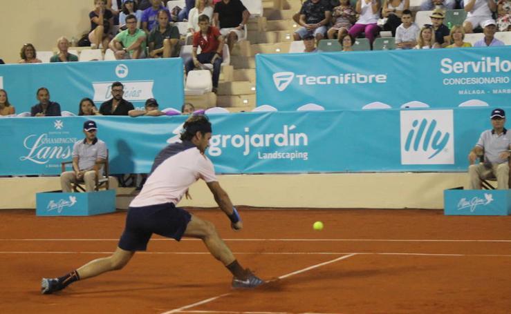 Las mejores imágenes de la Senior Master Cup en Marbella