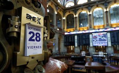 La presión sobre Italia se extiende por Europa y el Ibex baja un 1,45%