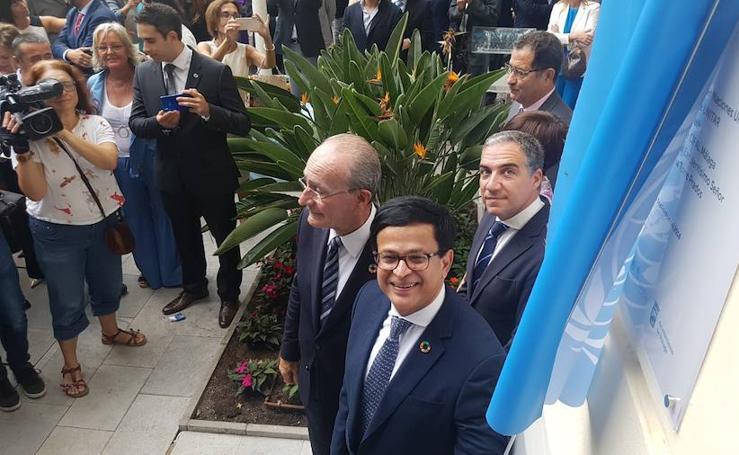Inauguración de la sede de Cifal en Málaga capital